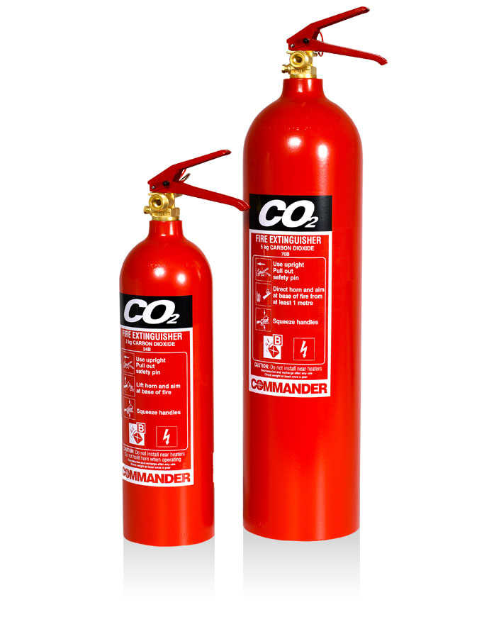 CO2 Fire Extinguisher UK