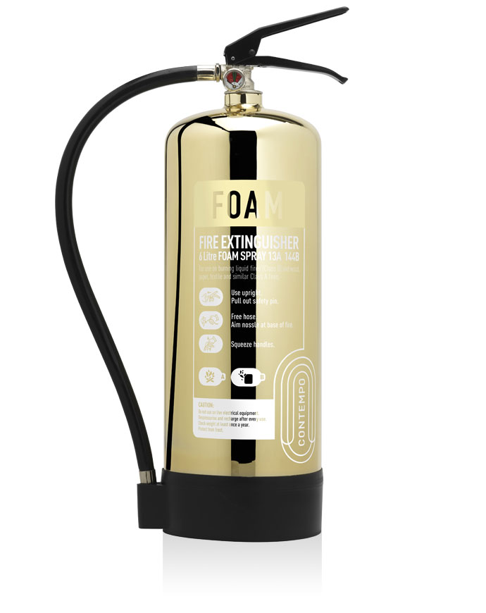 Contempo Fire Extinguishers