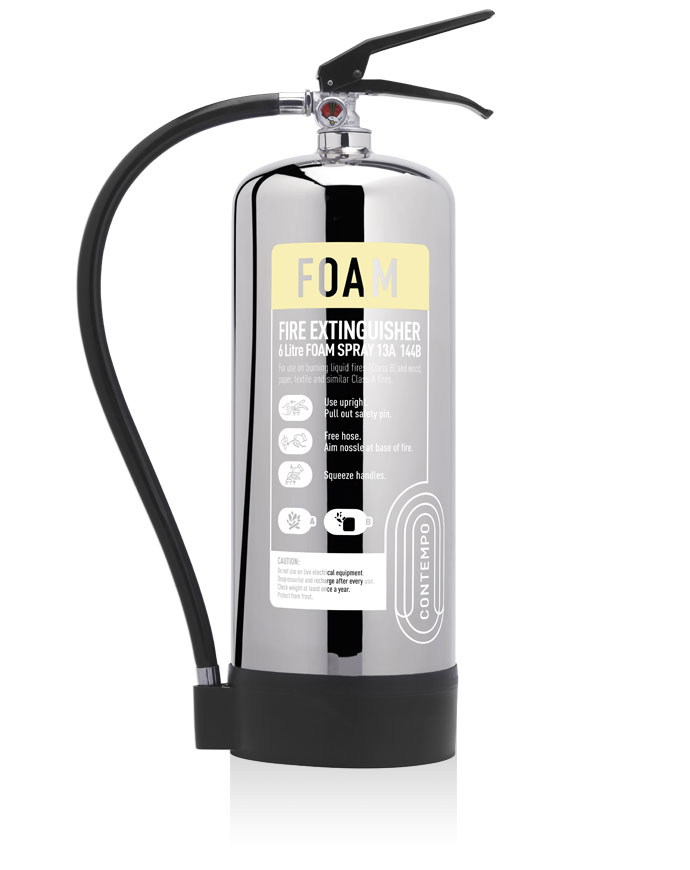 Contempo Fire Extinguisher
