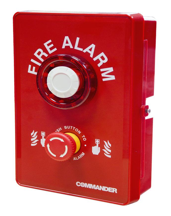 Site Fire Alarm