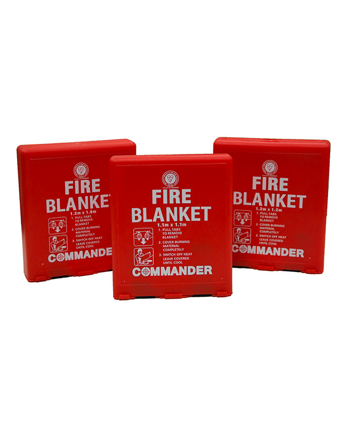 Commander Fire Blanket